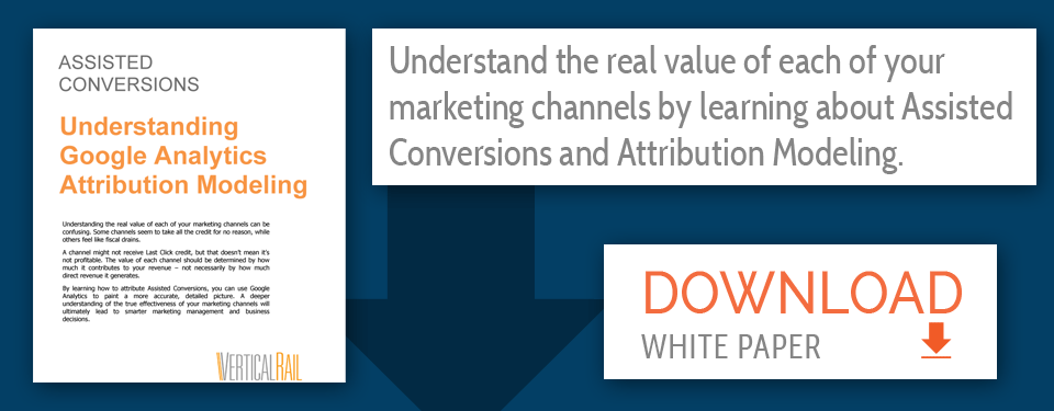 Assisted Conversions & Analytics White Paper Download