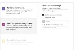 How To Create Pinterest Promoted Pins