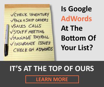 AdWords Management Service