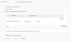 How To Use Feed Rules to Map Google Shopping Promotions
