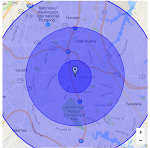 What Is The Benefit Of Radius Targeting?