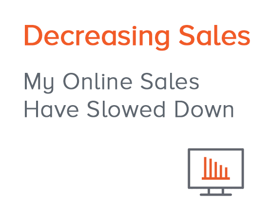 Why Have My Online Sales Slowed Down?