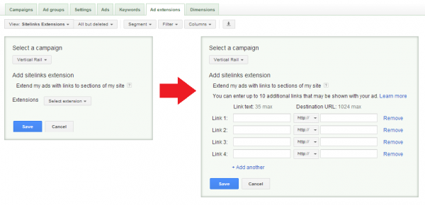 Select a campaign screenshot