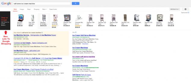 Google's New SERP Layout