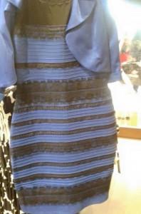 Mysterious Color Dress