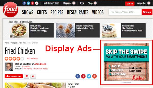 Google Display Ad Example