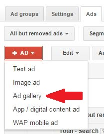 Lightbox Ad Gallery