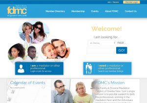 New FDMC New York Website Launch