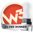 Vertical Rail Wins a W3 Silver Award for Non-Profit Video