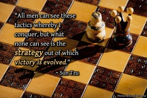 SunTzu Chess Strategy