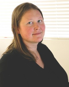 Vertical Rail Account Manager, Liz Grajeda