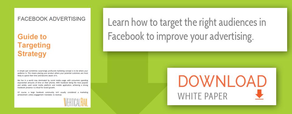 Facebook Targeting Donwload Banner