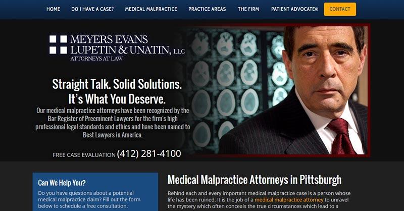 Meyers website