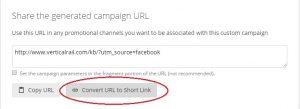 UTM Short URL