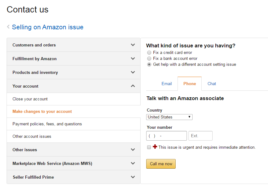 How To Enable The Amazon Category Listings Report