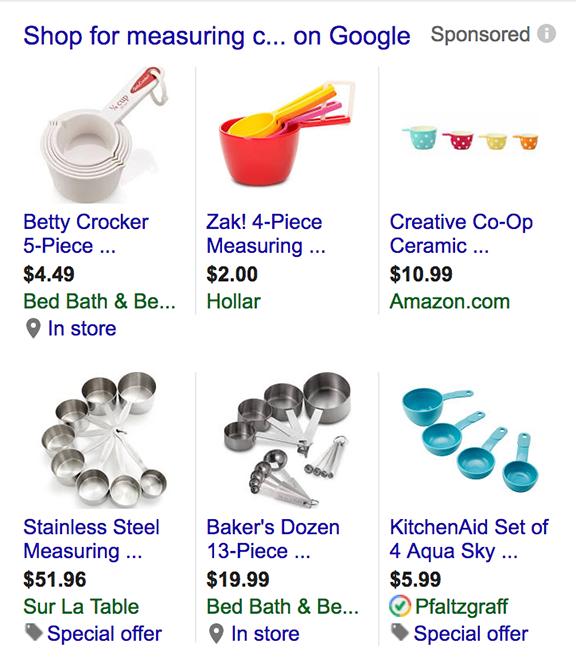 Amazon PLAs