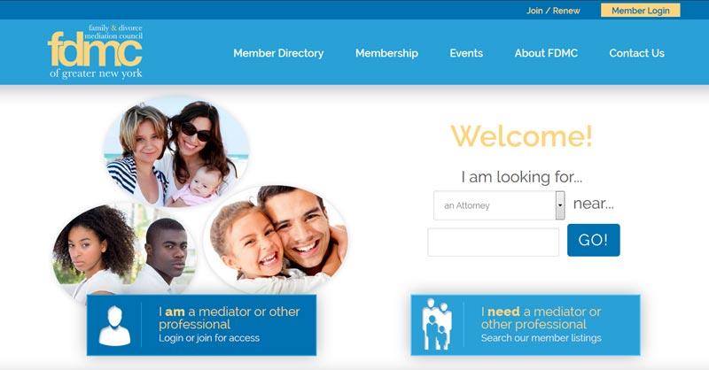 Family & Divorce Mediation Council website