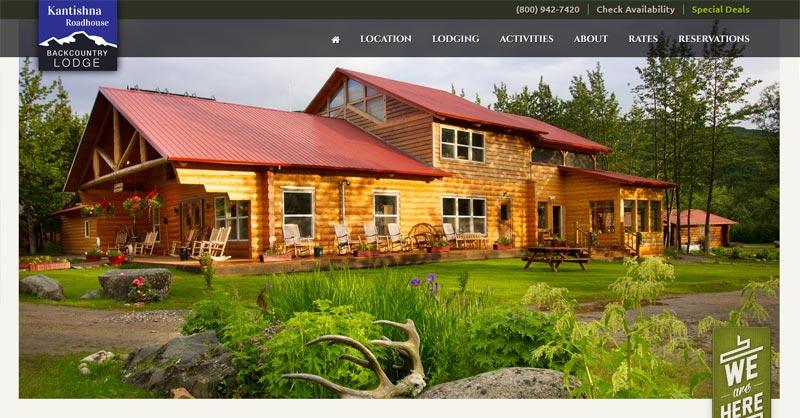 Kantishna Roadhouse website