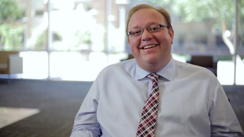 Ryan Buechting, Senior VP of Investments at Raymond James