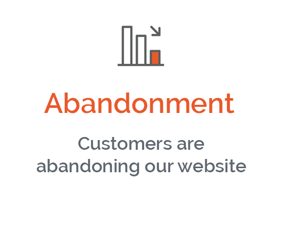 Why Are Customers Abandoning My Website?