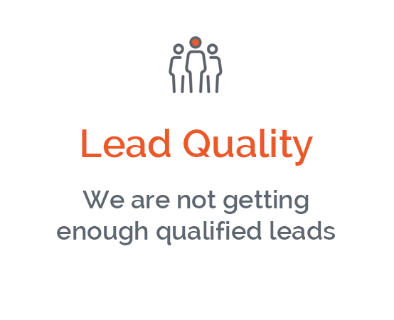 Why Am I Not Getting Quality Leads?