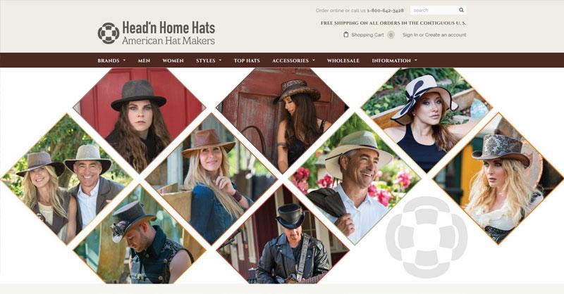 Head'n Home website