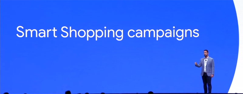 Smart Shopping Campaign
