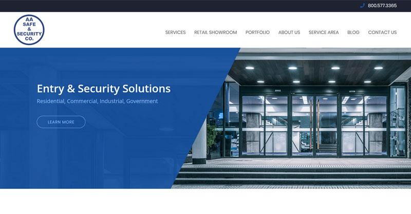 AA Safe & Security