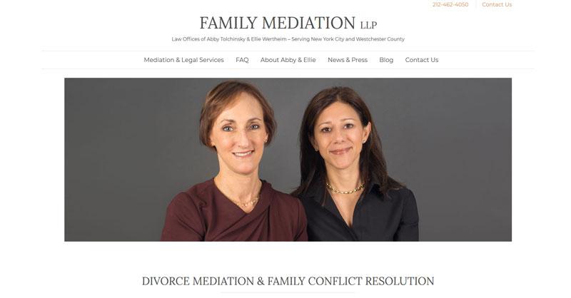 Divorce Mediation LLP