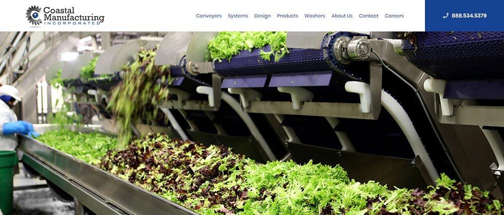 coastal manufacturing website
