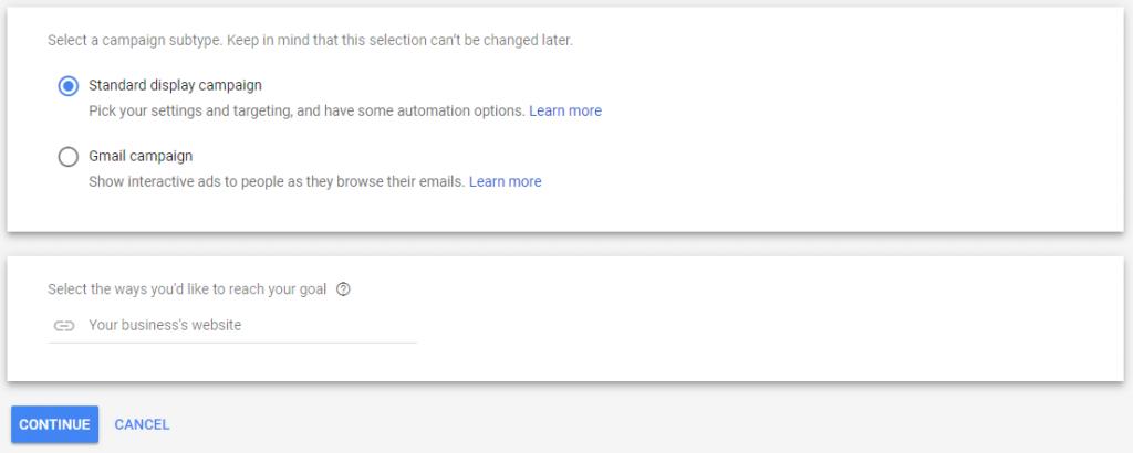 Google Display Ad