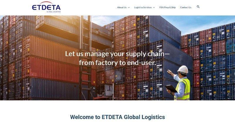 ETDETA Global Logistics