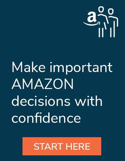 Make important Amazon decisions with confidence