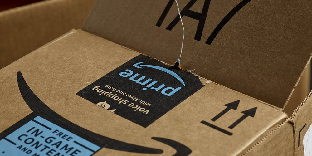 Amazon Fulfillment Centers Stocking Essential Items